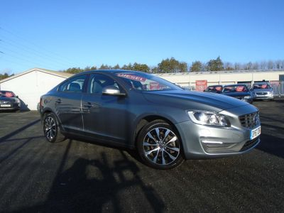 Volvo S60 Saloon 2.0 D4 Business Edition Lux (s/s) 4dr