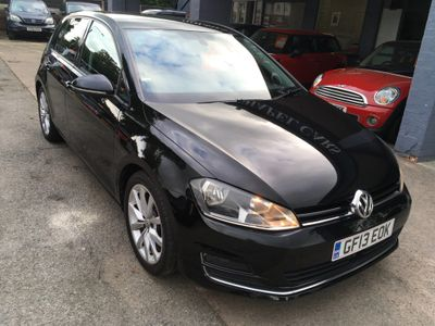 Volkswagen Golf Hatchback 1.4 TSI BlueMotion Tech ACT GT (s/s) 5dr