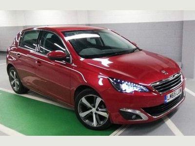 Peugeot 308 Hatchback 1.2 e-THP PureTech Allure EAT6 (s/s) 5dr