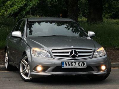 Mercedes-Benz C Class Saloon 1.8 C180 Kompressor Sport 4dr
