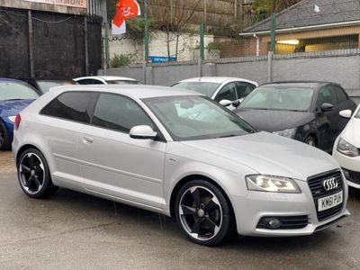 Audi A3 Hatchback 2.0 TDI Black Edition quattro 3dr