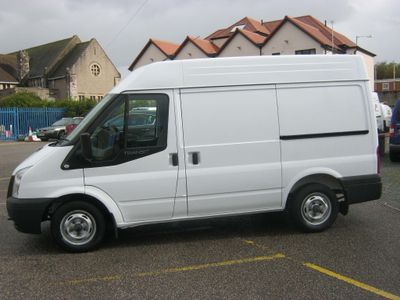 Ford Transit Panel Van 280 2.2 TDCi 100PS SWB MEDIUM ROOF
