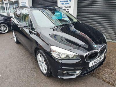 BMW 2 Series Active Tourer MPV 1.5 216d Luxury Active Tourer (s/s) 5dr