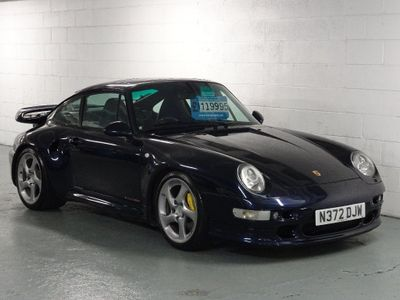PORSCHE 911 Coupe 3.6 993 Turbo AWD 2dr