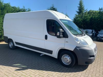 Fiat Ducato Panel Van 3.0 multijet power 35 lwb panel van