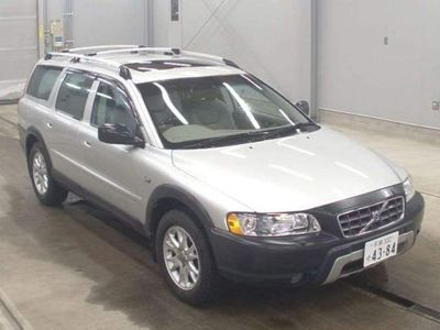 Volvo XC70 Estate CROSS COUNTRY 4WD LEATHERS £270 TAX