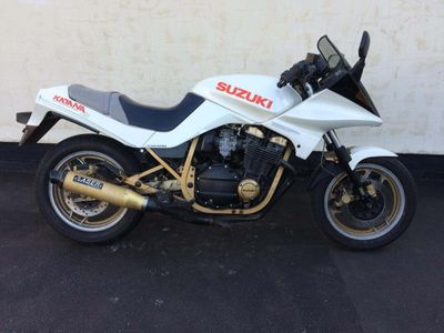 SUZUKI GSX750 Sports Tourer 750 EFE