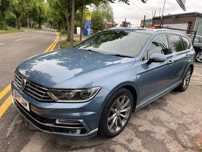 Volkswagen Passat Estate 2.0 TDI R-Line (s/s) 5dr