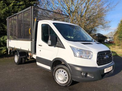 Ford Transit Tipper Cage Tipper 2.2 125PS 350 Rear Tail Lift