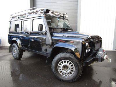 Land Rover Defender 110 SUV 2.4 TDi County Utility Station Wagon 5dr