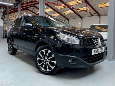 Nissan Qashqai SUV 1.6 n-tec+ 2WD (s/s) 5dr