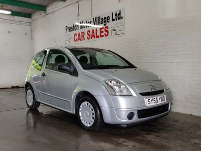 Citroen C2 Hatchback 1.4 i Design 3dr