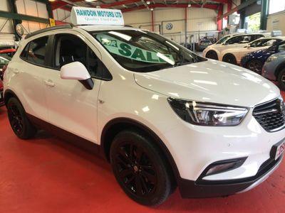 Vauxhall Mokka X SUV 1.6 CDTi Active (s/s) 5dr