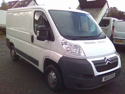 Citroen Relay Panel Van 2.2 HDi 30 L1H1 Panel Van 4dr