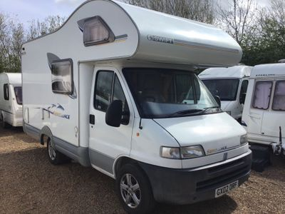 Swift Sundance 530 S Van Conversion