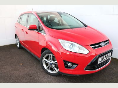Ford Grand C-Max MPV 2.0 TDCi Titanium X Powershift 5dr (7 Seats)