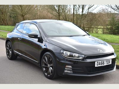Volkswagen Scirocco Coupe 2.0 TDI BlueMotion Tech GT Hatchback 3dr