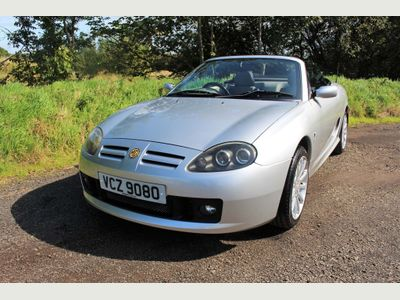 MG TF Convertible 1.6 Sunstorm SE 2dr
