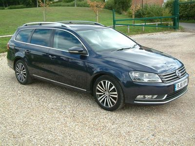 Volkswagen Passat Estate 1.6 TDI BlueMotion Tech Sport 5dr