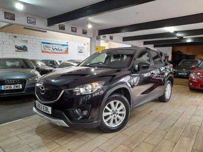 Mazda CX-5 SUV 2.2 SKYACTIV-D SE-L Nav 2WD 5dr