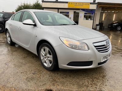 Vauxhall Insignia Hatchback 2.0 CDTi 16v Exclusiv 5dr