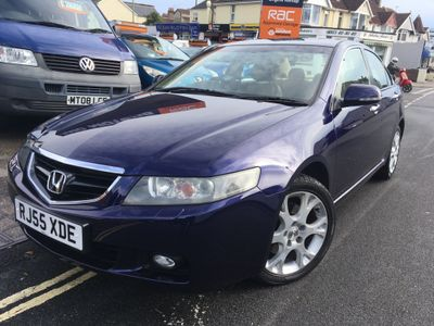 Honda Accord Saloon 2.4 i-VTEC Executive 4dr