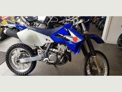 Suzuki DR-Z400 Super Moto 400 SM
