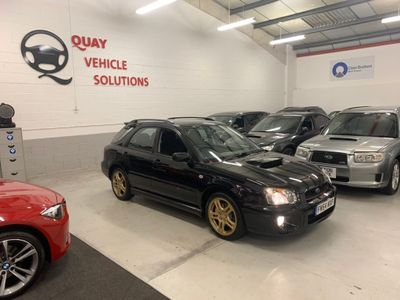 Subaru Impreza Hatchback GGA WRX 2.0L TURBO MANUAL SPORTWAGON
