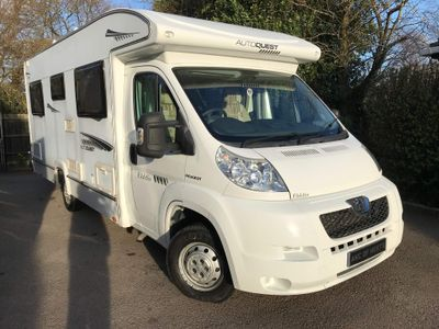Elddis Autoquest 155 Unlisted