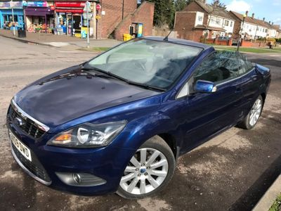 Ford Focus Hatchback 2.0 Zetec 3dr