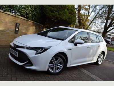 Toyota Corolla Estate 1.8 VVT-h Icon Tech Touring Sports CVT (s/s) 5dr