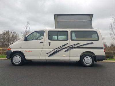 Devon On hold Van Conversion This vehicle is on hold