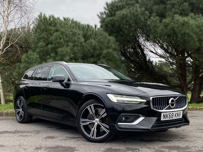 Volvo V60 Estate 2.0 T5 Inscription Auto (s/s) 5dr