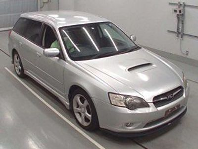 Subaru Legacy Estate JDM BP5 GT TWINSCROLL 2.0L TURBO 260BHP