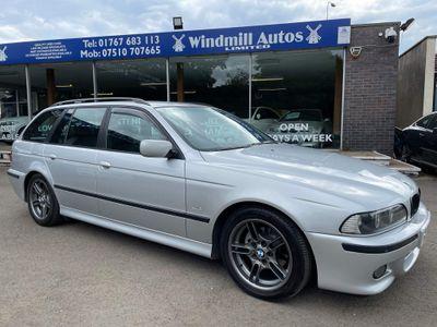 BMW 5 Series Estate 2.5 525i Sport Touring 5dr
