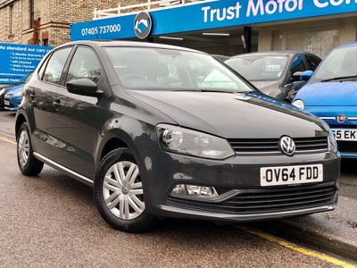 Volkswagen Polo Hatchback 1.0 BlueMotion Tech S (s/s) 5dr