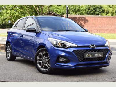 Hyundai i20 Hatchback 1.2 Play (s/s) 5dr