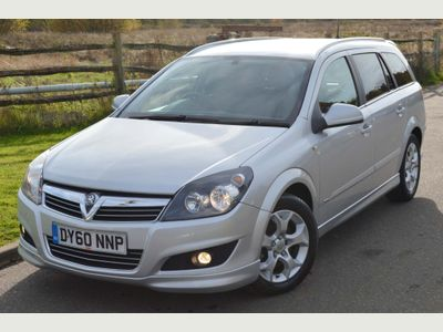 Vauxhall Astra Estate 1.9 CDTi SRi 5dr