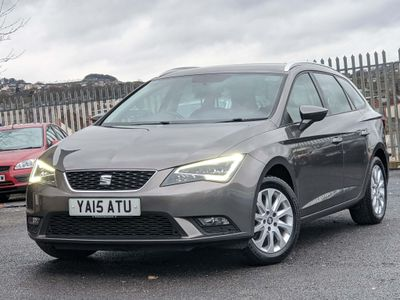 SEAT Leon Estate 2.0 TDI CR SE (Tech Pack) ST (s/s) 5dr
