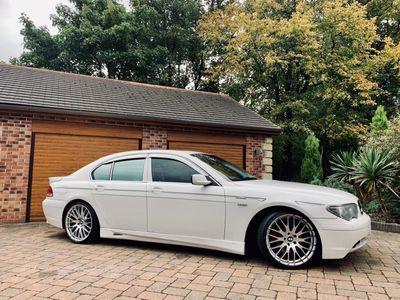 BMW 7 Series Saloon 4.4 745i V8 SE 4dr