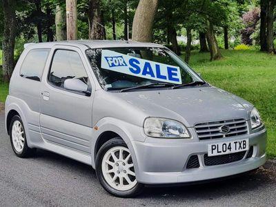 Suzuki Ignis Hatchback 1.5 VVT Sport 3dr