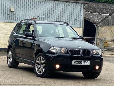 BMW X3 SUV 2.0d M Sport 4WD 5dr