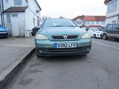 Vauxhall Astra Hatchback 1.8 i CD 5dr