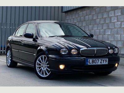 Jaguar X-Type Estate 2.5 V6 Sovereign (AWD) 5dr