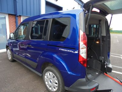 Ford Tourneo Connect MPV 1.6 TDCi Style (Fuel Economy Pack) 5dr