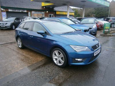 SEAT Leon Estate 1.4 EcoTSI FR (Tech Pack) ST DSG (s/s) 5dr