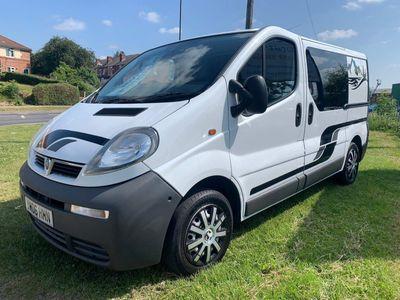 Vauxhall Vivaro Camper 1.9 CDTI 2700 Panel Van SWB 4dr (SWB)