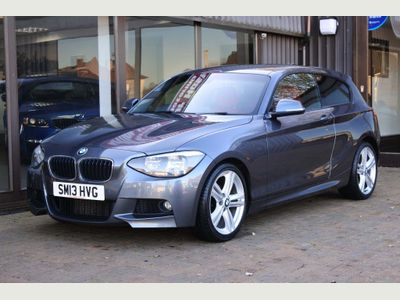 BMW 1 Series Hatchback 2.0 118d M Sport Sports Hatch 3dr
