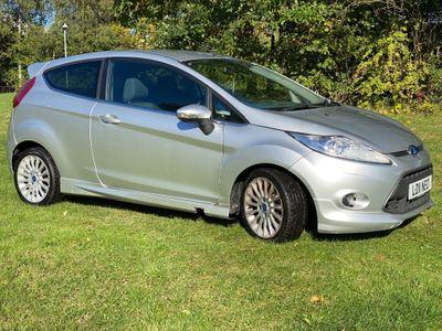 Ford Fiesta Hatchback 1.6 TDCi DPF Titanium 3dr