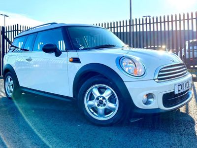 MINI Clubman Estate 1.6 One D 5dr